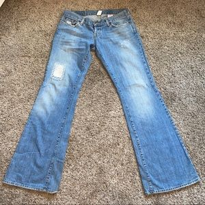 Lucky Brand Lil Maggie Jean